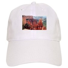 Bryce Canyon, Utah, USA 5 (caption) Baseball Cap