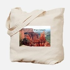 Bryce Canyon, Utah, USA 5 (caption) Tote Bag