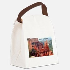 Bryce Canyon, Utah, USA 5 (captio Canvas Lunch Bag