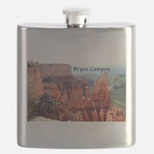 Bryce Canyon, Utah, USA 5 (caption) Flask