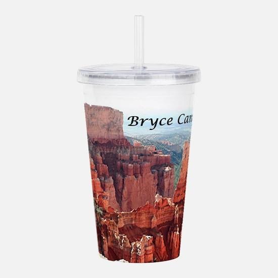 Bryce Canyon, Utah, US Acrylic Double-wall Tumbler