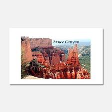 Bryce Canyon, Utah, USA 5 (capt Car Magnet 20 x 12