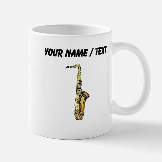 Custom Saxophone Mugs