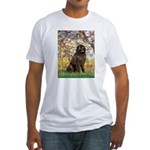 Spring / Newfoundland Fitted T-Shirt