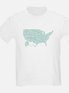State Mottos T-Shirt