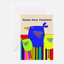 Nurse Practitioner Greeting Cards