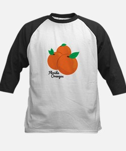 Florida Oranges Baseball Jersey