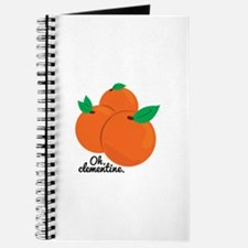 Oh Clementine Journal
