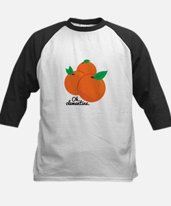 Oh Clementine Baseball Jersey