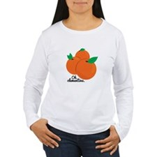 Oh Clementine Long Sleeve T-Shirt