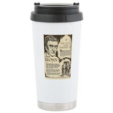 Unique Slavery Travel Mug