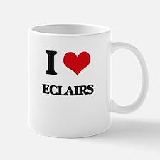 I love Eclairs Mugs