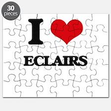 I love Eclairs Puzzle