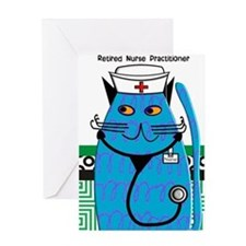 Nurse Practitioner Greeting Cards
