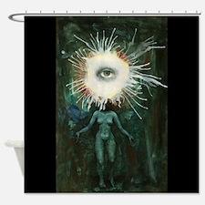 Martyr Shower Curtain