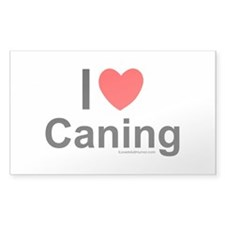 Caning Decal
