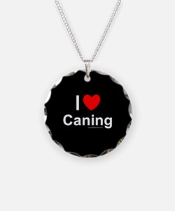 Caning Necklace