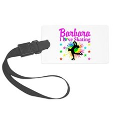 SKATING PRINCESS Luggage Tag