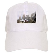 Torres del Paine National Park, Chile, South A Baseball Baseball Cap