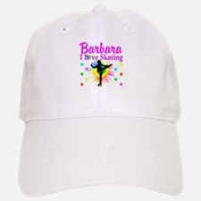 SKATING PRINCESS Baseball Baseball Cap