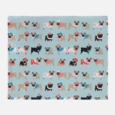 Funny Throws Throw Blanket