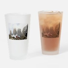 Torres del Paine National Park, Chi Drinking Glass