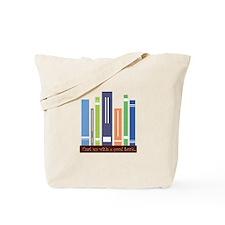 Curl Up Tote Bag