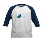 Twin A Flying Bird Kids Baseball Jersey
