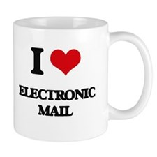 I love Electronic Mail Mugs