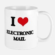 I love Electronic Mail Mugs