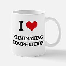 I love Eliminating Competition Mugs