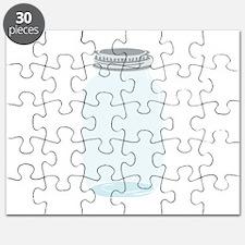 Mason Jar Puzzle