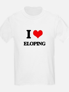 I love Eloping T-Shirt