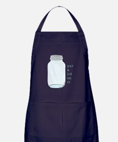 Lid On It Apron (dark)