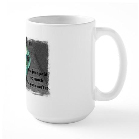 Latte Large Mug