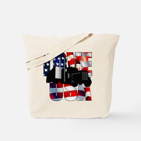 Unique July 4th Tote Bag