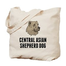 Central Asian Shepherd Dog Tote Bag