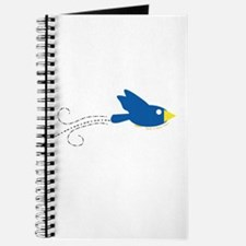 Twin B Flying Bird Journal