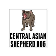 Central Asian Shepherd Dog Sticker