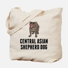 Central Asian Shepherd Dog Tote Bag