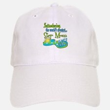 Best Step-Mom Baseball Baseball Cap