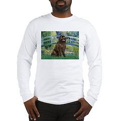 Bridge / Newfoundland Long Sleeve T-Shirt