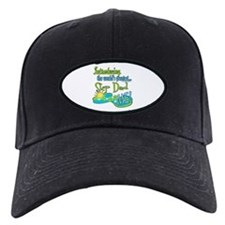 Best Step-Dad Baseball Hat