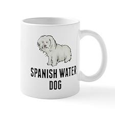 Spanish Water Dog Mugs