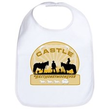Castle Beckett Bib