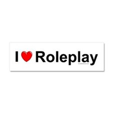 Roleplay Car Magnet 10 x 3