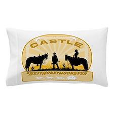 Castle Beckett Pillow Case