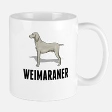 Weimaraner Mugs