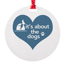 National Mill Dog Rescue Ornament