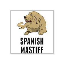 Spanish Mastiff Sticker